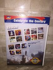 Celebrate The Century 1980S Stamp Sheet