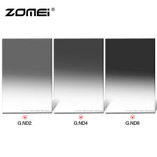 3pcs150x100MM Glass Square Soft Graduated ND248 (0.3,0.6,0.9) Filter for Cokin Z