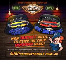 FORD FALCON GT GOTTA LOVE A FAT ARSE Bucket Hat Adult Bucket hat