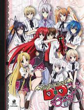 High School DxD BorN - Season Three ( Blu-ray + DVD, 4-Disc, Limited Edition)