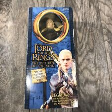 ToyBiz Lord Of The Rings The Two Towers Legolas Large Doll Action Figure