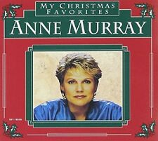 My Christmas Favorites by Anne Murray (CD, EMI-Capitol Special Markets)