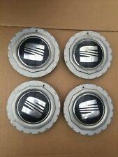 """x4 Genuine Seat 16"""" Alloy wheels centre cap 1M0601149E/M"""