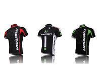 Men's Cycling Jerseys Bike Short Sleeve Bicycle Leisure T-Shirt Tops S-4XL