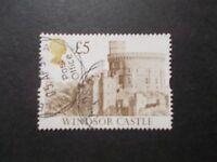 GB 1992 Castles Stamps~£5 Brown Value ~Very Fine Used~D~UK Seller