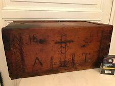 tres gros coffret alpin art populaire 1841