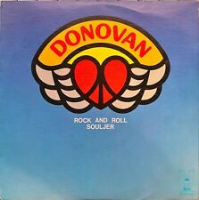 Donovan ‎Rock And Roll Souljer. Spanish 1975