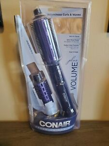 "Conair Volume Series Hot Air 1 1/2"" Curling Brush"