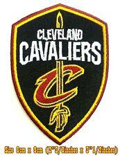 Nuevo Cleveland Cavaliers Baloncesto Deporte Bordado Parche en, hierro, Coser En