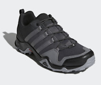 Terrex Outdoor Adidas Mens Shoes AX2R MENS HIKING BOOT CARBON GREY