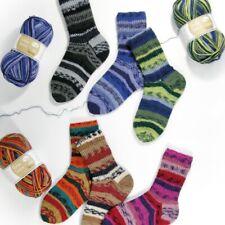 100g Sehr weiche Sockenwolle Flotte Socke 4fach Merino Forever 420m//100g