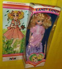 "BAMBOLA CANDY CANDY POLISTIL 9"" doll USEDw/ BOX old'70 TOEI 24cm Yumiko Igarashi"
