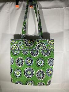 Green Cupcakes Vera Bradley Shoulder Bag Tote