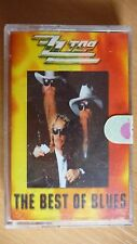 ZZ Top - The Best Of The Blues  POLAND TAPE SEALED...FREE SHIPPING