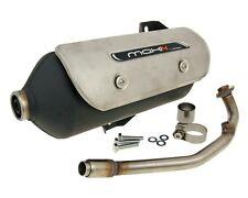 Exhaust Muffler TECNIGAS Maxi 4N for SYM GTS Evo 300i