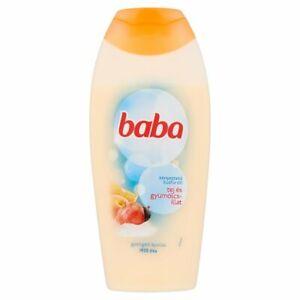 Ungarisches Baba Duschgel mit Milch- und Fruchtaroma  - 400 ml