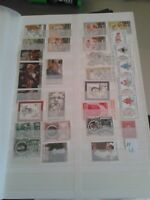 lot stamps collection vatican city san marino  high value mnh** (mondo 46