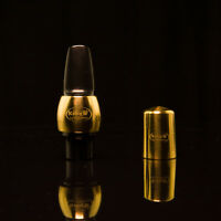 Nalbantov Ligature for Alto & Tenor Saxophone with Quick and Precise tightening