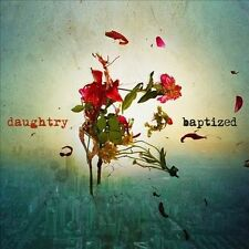 DAUGHTRY CD - BAPTIZED (2013) - NEW UNOPENED - ROCK