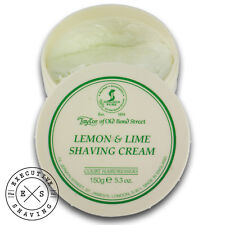 Taylor of Old Bond Street limone e Lime Crema depilatoria (tc150g-lemonandlime)