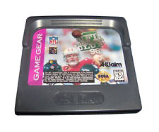 NFL Quarterback Club 96 (Sega Game Gear, 1995) Loose