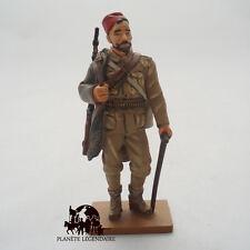 Figurine DELPRADO soldat guerre Partisan ELAS Grece 1944 Soldier King & Country