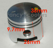 49cc Piston A for 2 Stroke engine X-1,X-2,X-7,X-8,CAT EYE POCKET BIKE