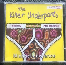 The Killer Underpants by Michael Lawrence Read By Kris Marshall(CD-Audio, 2000)