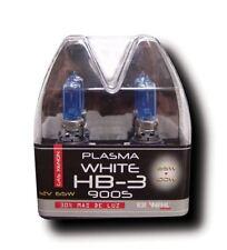 9005 HB3 12V 55W 5000K WHITE BLUE HEADLIGHT FOG LIGHT XENON BULBS