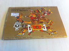 Gods Of Twelve Months Dioses De Los Doce Meses University Museum Foldout Booklet