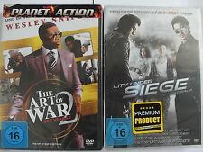 Action Paket Konvolut Bundle Sammlung - The Art of War 2 & City under Siege
