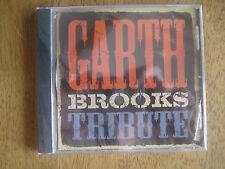 Garth Brooks Tribute [PA] by Billy Hanson (CD, 2007, Oarfin)