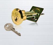 Cilindro staccato esterno per serrature da applicare universale ottonato