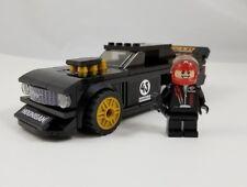 Lego Ken Block Hoonicorn Mustang Car & Minifigure Speed Champions MOC Hoon