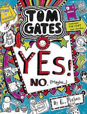 Yes! No (Maybe...) (Tom Gates)-ExLibrary