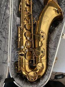 Selmer Mark Vi Tenor Saxophone 5-Digit 66xxx Fresh Overhaul