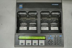 Cadex C7400 Four Station Battery Charger Analyzer Tester Genuine OEM