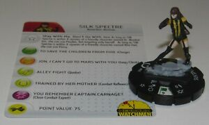 Seda Spectre FF002 Watchmen Crimebusters Fast Forces Heroclix
