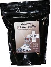 SHB Swiss Gourmet Schümli Bohnen Kaffee 500 g