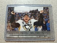 2016-17 SP Authentic Moments Sidney Crosby - Pittsburg Penguins