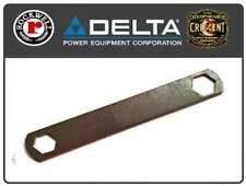 Delta Unisaw Closed End Arbor Wrench