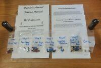 Marantz 1150 1150D 1152DC amplifier rebuild restoration service kit fix repair