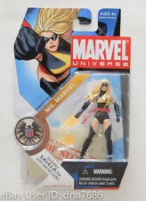 Marvel Universe MS MARVEL Series 1 022 X-MEN Avengers Action Figure Hasbro
