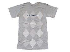 Ashworth Men's Classic T-Shirt Size S 2XL Tee New