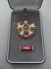 ^*(A19-014) LEGION OF MERIT Chife COMMANDER ! SUPER SELTEN ! im Etui