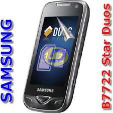 Pellicola proteggischermo/antigraffio per Samsung B7722 Star Duos (4743)