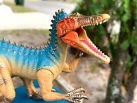Amazing Detail Suchomimus Kid Galaxy Poseable Dino Dinosaur Toy Figure