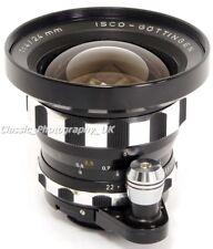 ISCO-Gottingen WESTROGON 1:4 / 24mm ULTRA-Wide-Angle Lens for Ihagee Exakta EXA