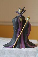 "Vintage Disney Store 6"" Sleeping Beauty's Malificent ceramic figurine"