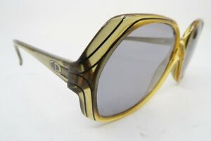 Vintage Christian Dior Optyl sunglasses mod 2035 size 54-16 Zeiss lenses Germany